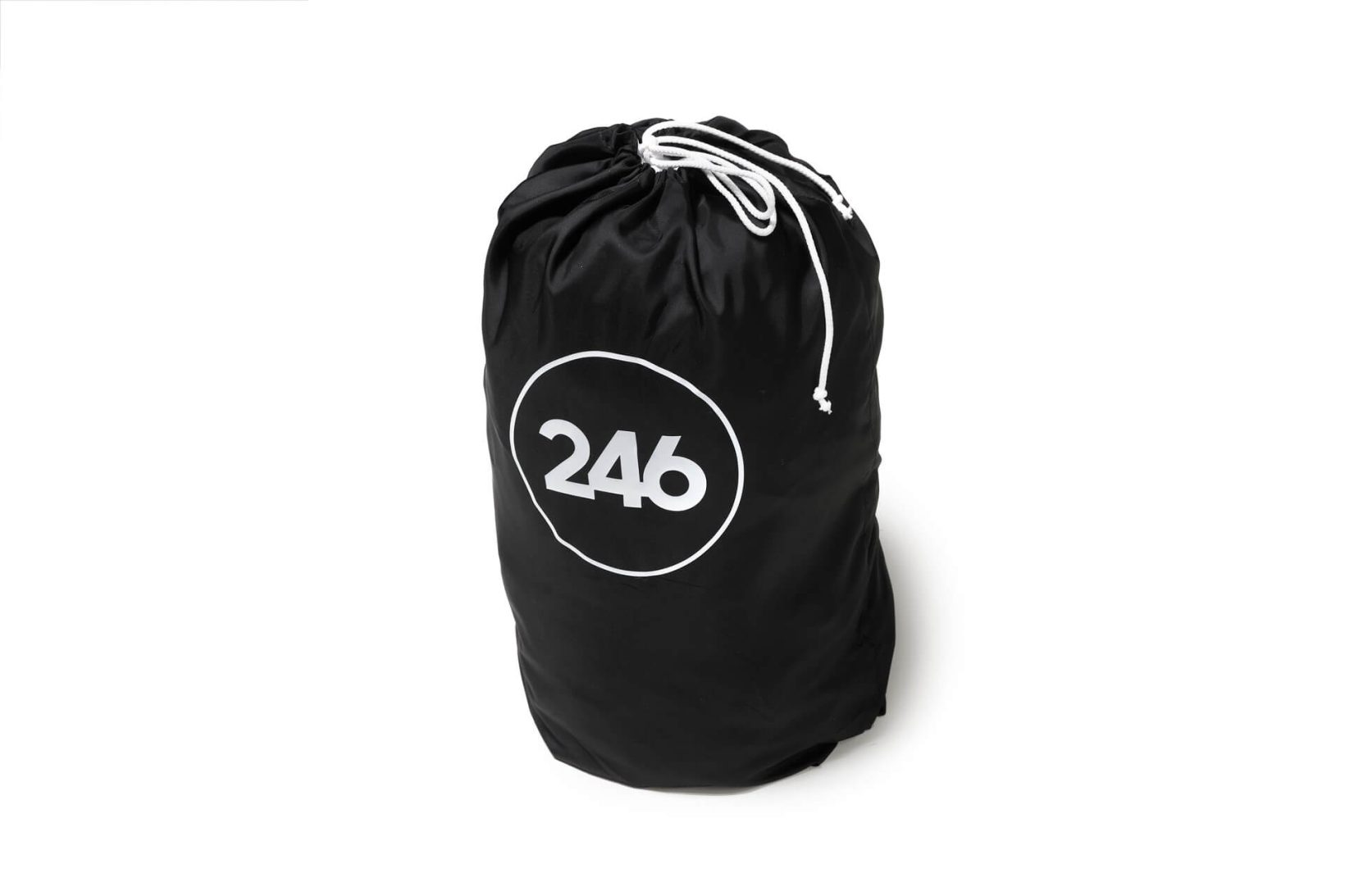 Sacco per coperta nera in pile tecnico per cavalli | 246 Reiner Professional